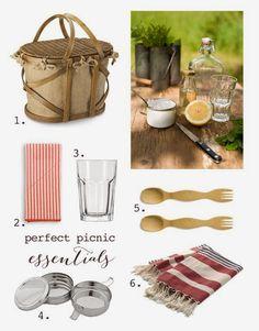 Need a little help organizing and planning your perfect summer picnic? Everything you need to know is on Hadley Court, today!