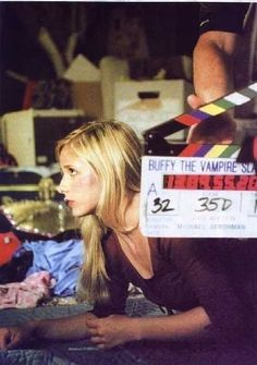 Behind the scenes buffy the vampire slayer