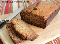 For the Love of Cooking » Banana Banana Bread