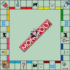 Monopoly, qué partidas con mi hermano