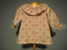 La Ropita Encantada: Esta es la versión vestido, lleva un pliegue en el...