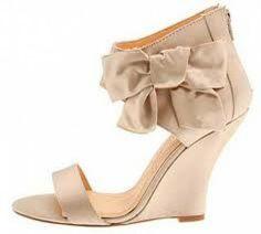Wedding shoes - zeppe da cerimonia