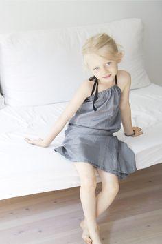 grey dress adorable