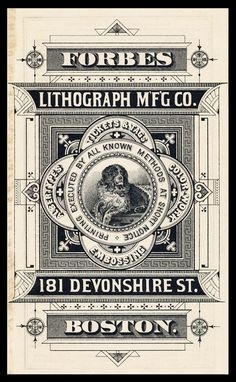 Forbes Lithograph Manufacturing Company