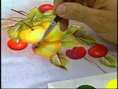 Programa Arte Brasil - 22/01/14 - Luis Moreira - Pintura Adesivada