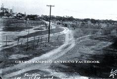 Cascajal  Diaz Miron y P.J.Mendez En esta area habia campos de futbol