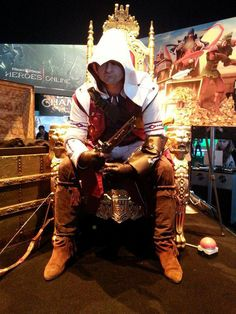 Connor Kennway Assassins Creed 3