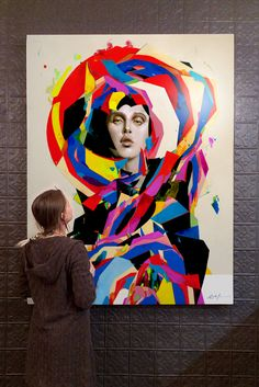 Erik Jones #art