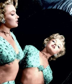Marilyn Photographed by Bob Willet; 1952
