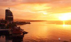 Sunset - manado (north sulawesi)