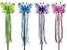 Pretty butterfly ribbon