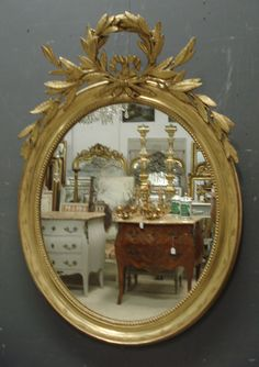 French antique mirror from www.jasperjacks.com