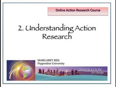 T2 Understanding Action Research - YouTube