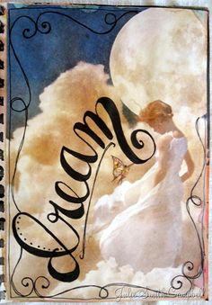 Dream--from one of my art journals