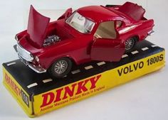 Dinky Toys from 1966.