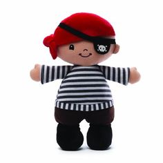 Gund Boys Lil Matey Pirate