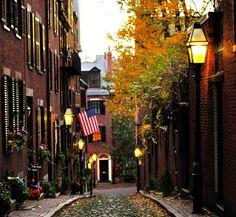 Beacon Hill, Massachusetts