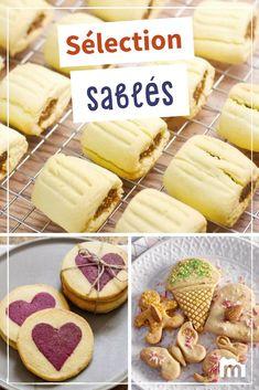 Nos meilleurs sablés /// #sablés #biscuits #goûter #marmiton #recette #cuisine