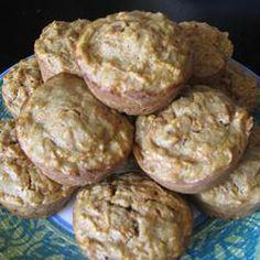 Sweet-Potato Muffins