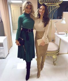 With an angel 💞 - Damen Mode 2019 Casual Winter Outfits, Winter Fashion Outfits, Stylish Outfits, Fall Outfits, Autumn Fashion, Trend Fashion, Work Fashion, Modest Fashion, Fashion Looks