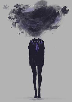 Hin_Aoi Ogata_Smoke