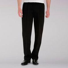 Lee Men's Custom Fit Pleated Pants::42:30