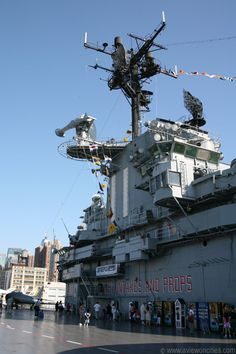 Intrepid Sea, Air and Space Museum, NYC