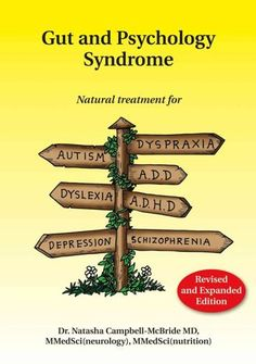 Zespół psychologiczno-jelitowy - Zespół fizjologiczno-jelitowy - dr Natasha Campbell-McBride