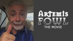 Eoin Colfer Reacts to the Artemis Fowl Movie Announcement!