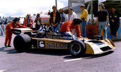Leo Kinnunen (AAW Racing Team) Surtees TS16 - Ford
