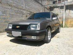 Gm - Chevrolet Monza Gm - Chevrolet Monza - 1989