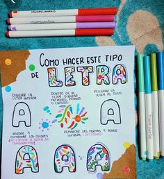 Bullet Journal Titles, Bullet Journal Banner, Bullet Journal Lettering Ideas, Bullet Journal School, Hand Lettering Tutorial, Hand Lettering Alphabet, Abc Font, Doodles, Letter Art