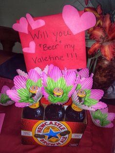 Beer bouquet!