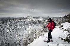 Plaisirs d'hiver - Raquette - Photo: Hugo Lacroix