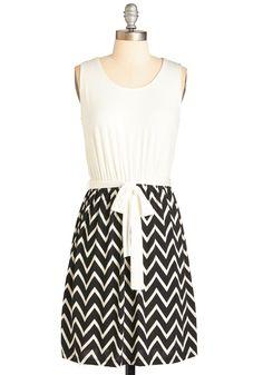 When Casual Calls Dress, #ModCloth