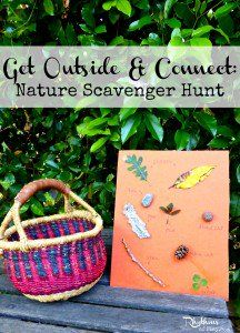 Create a nature scav