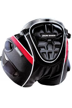 ON RIDE Classic Freeride seat harness with comfortable lumbar support Golf Clubs, Gun, Classic, Derby, Firearms, Pistols, Revolvers, Classic Books, Weapon