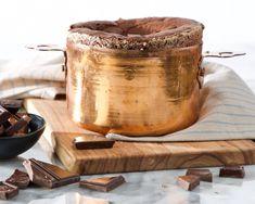 Fallen Chocolate Soufflé Chocolate Souffle, Moscow Mule Mugs, Tableware, Desserts, Tailgate Desserts, Dinnerware, Deserts, Tablewares, Postres
