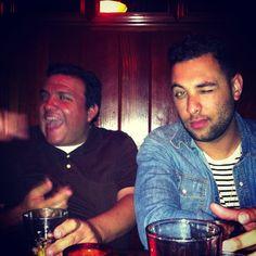 Alex + Vince in LA