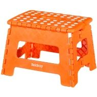 Beldray Collapsible Step Stool - Orange Kitchen Accessories - B&M orange stool - Orange Things Kitchen Accessories, Orange Accessories, Orange Kitchen, All Kids, Moving House, Stool, Orange Things, Home Decor, Cookware Accessories