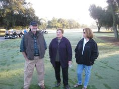 """am and still chilly, waiting for the 2011 """"Tough Day"""" golf tournament to begin - sponsored by Foundation Services in Ocala, FL Black Friday Golf, Tough Day, Down Syndrome, Charity, Waiting, Foundation, Foundation Series"""