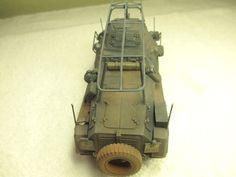 Tamiya 1/35 Schwerer Panzerspähwagen (8-Rad) Sd.Kfz. 232   ARMOURPRO