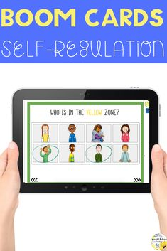 BOOM CARDS activity: This self-regulation coping strateDigital Activitygies game provides a super fun and interactive way to help your students better understand their emotions. This digital activity is played using Boom Cards. Elementary School Counselor, School Counseling, Elementary Schools, Emotional Regulation, Self Regulation, Leadership Activities, Learning Activities, Coping Skills, Social Skills