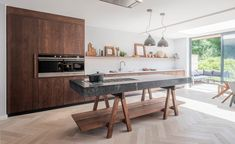 The best kitchen design ideas for your home in This expert trends round up reveals the latest modern kitchen ideas and contemporary kitchen trends from storage to two-tone kitchens.