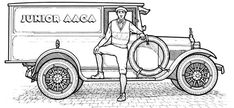 Cars Coloring Pages, Coloring Pages For Kids, Coloring Books, Antique Trucks, Antique Cars, Vintage Cars, How To Clean Headlights, Online Cars, Car Colors
