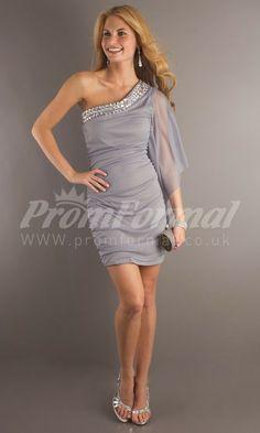Gray short prom dresses,short prom dresses