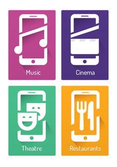 Break - Android mobile app by youssef wilson, via Behance