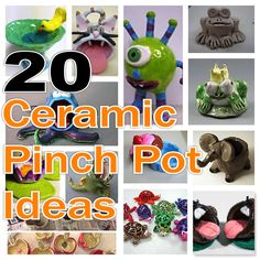 20 Ceramic Pinch Pot lesson ideas Ceramic Owls Thumb Clay Lesson for Kids elementary art clay lesson. Create Art with ME Ceramic Pinch Pots, Clay Pinch Pots, Ceramic Bowls, Ceramic Art, Clay Projects For Kids, Kids Clay, Elementary Art Lesson Plans, High School Ceramics, Sculpture Lessons