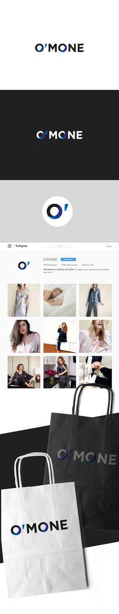"Логотип для Instagram ""O'more ""  #logo #design #логотип #дизайн #разработкалоготипа #Instagram #дизайнер #maiklrid"