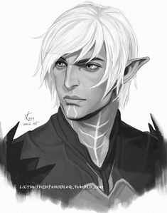 I quit drawing about 9 years ago and restarted for Cullen and Dragon. Hawke Dragon Age, Dragon Age 2, Dragon Age Origins, Dragon Age Inquisition, Dragon Age Characters, Fantasy Characters, Fictional Characters, Dnd Characters, Character Inspiration
